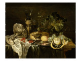 Nature morte Giclee Print by Cornelis de Heem