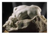 La Danaïde Gicléetryck av Auguste Rodin