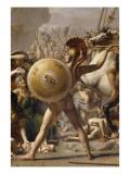 Les Sabines Reproduction procédé giclée par Jacques-Louis David