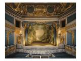 Théâtre de la reine Marie-Antoinette au Petit Trianon Reproduction procédé giclée par Richard Mique
