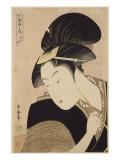 Le trésor des vassaux fidèles, drame de Tageda Izumo : l'attaque de nuit Giclee Print by Ando Hiroshige