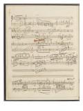 Trois études de concert. Piano. S 144 : page 4 Giclée-Druck von Franz Liszt