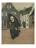 L'averse Giclee Print by Paul Serusier