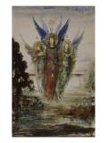 Les Voix du soir Giclee Print by Gustave Moreau