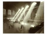 Grand Central Station, New York City, c.1940's Giclée-Druck