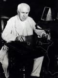 Thomas Edison Lámina fotográfica