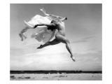 Exhuberant Soaring Dance Giclée-Druck