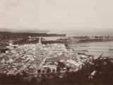West Indies, View of Fort-De-France Fotografie-Druck