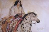 Light Horse Prints by Carol Grigg