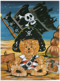 Nounours Pirate Prints by Willy Renoux