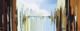 Urban Abstract No. 242 Posters av Gregory Lang