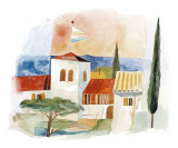 Summer in Italy II Print by M. Reiss