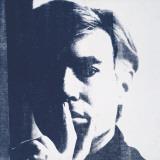 Self-Portrait, c.1978 Posters af Andy Warhol