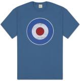 Distressed Mod Target T-Shirts