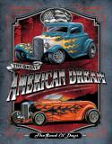 Legends - American Dream Plaque en métal