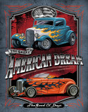 Legends - American Dream Tin Sign