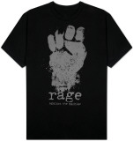 Rage Against the Machine - Fist Tシャツ
