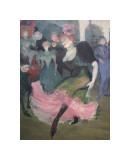 Marcelle Lender Dancing Bolero Lámina giclée por Henri de Toulouse-Lautrec