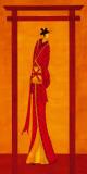 Geisha II Láminas por  Ona