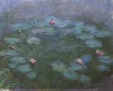 Nenúfares Láminas por Claude Monet