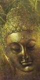 Buddha in Green ll Posters by Wei Ying-wu