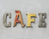 Café Poster af Louis Gaillard
