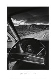 Dodge's Wheel (Death Valley, California, 1977) Affiches par Jean-Loup Sieff