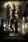 Saw 3-D Posters