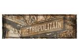 Metropoler Plakater af Erin Clark