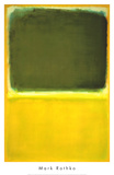 Untitled, c.1951 Print van Mark Rothko