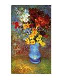 Vase with Anemone Poster von Vincent van Gogh