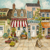 French Provencial I Prints by Charlene Winter Olson