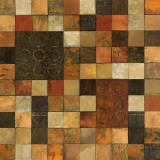 Checker Variation I Prints by Norm Olson