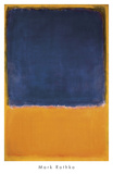 Sem título, cerca de 1950 Poster por Mark Rothko