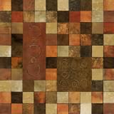 Checker Variation II Kunstdrucke von Norm Olson