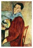 Self Portrait Poster tekijänä Vincent van Gogh