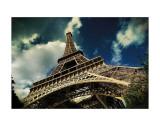 The Eiffel Tower Kunst von Mark Verlijsdonk