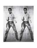 Elvis - 1963 Poster di Andy Warhol