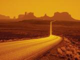 Monument Valley Kunst von Marco Paoluzzo