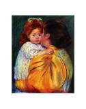 Maternal Kiss, c,1896 Posters par Mary Cassatt