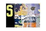 Whisky Layers Poster von Jenny Kraft