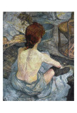 La Toilette Julisteet tekijänä Henri de Toulouse-Lautrec