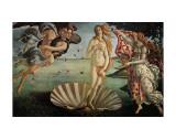 Naissance de Vénus Affiches par Sandro Botticelli