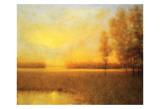Sunrise Haze Art by Joseph P. Grieco