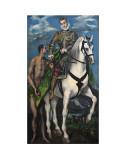 Saint Martin and the Begger, c.1597-99 Plakater af  El Greco