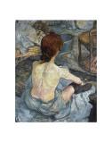 La Toilette Láminas por Henri de Toulouse-Lautrec