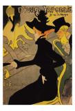 Le Divan Japonais Poster di Henri de Toulouse-Lautrec