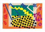 Les Codomas Poster by Henri Matisse