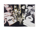 After the Party, c.1979 Láminas por Andy Warhol