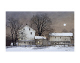 Full Moon Art by Ray Hendershot